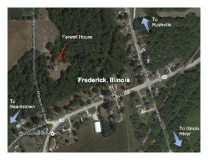 Farwell:Frederick Map 1